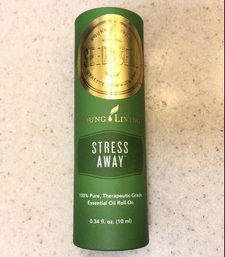 🌿全新 Stress Away Roll-On 10ml 滾珠裝 $230