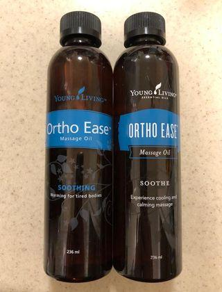 🌿全新 Ortho Ease 236ml 按摩油 $280一支