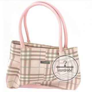 Tas Burberry Blue Label Original