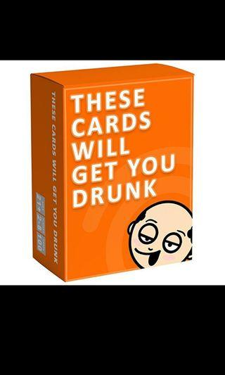 🚚 The drunk card