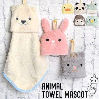🚚 【Sami日本連線】可愛動物吸水毛巾