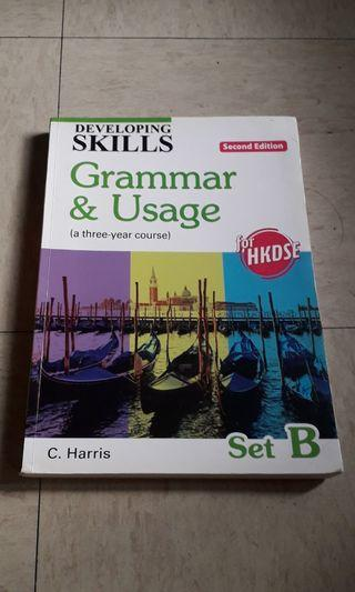 Developing Skills Grammar & usage