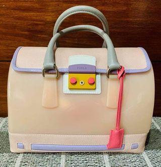 Preloved Furla Doctor Bag