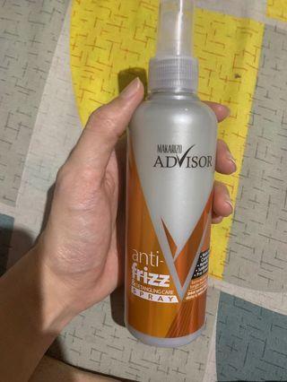 Makarizo Advisor Anti Frizz Spray 240 mL