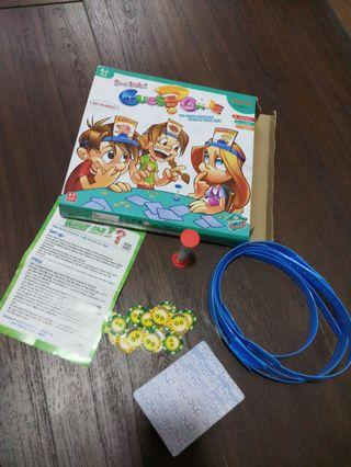 PL Guessing game for kids