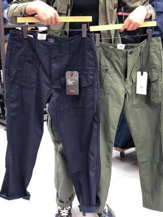 Levis工作褲