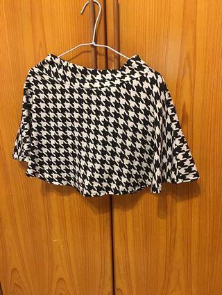 🚚 菱格褲裙