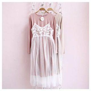 Laviona lace dress