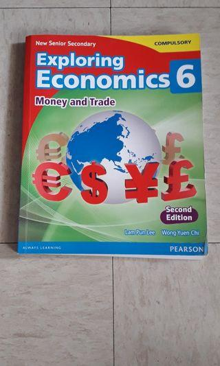 NSS Exploring Economics 6 2nd edition