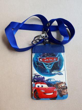Cars ezylink lanyard