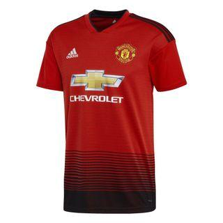 Manchester United Men Home Jersey 18/19