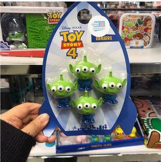 🚚 Toy Story Alien Erasers