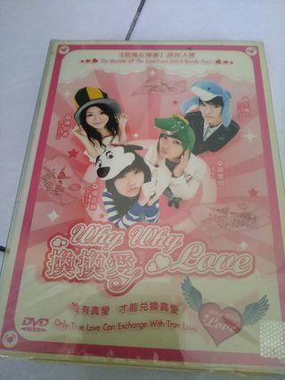 Taiwanese Drama DVD Video- Why Why Love
