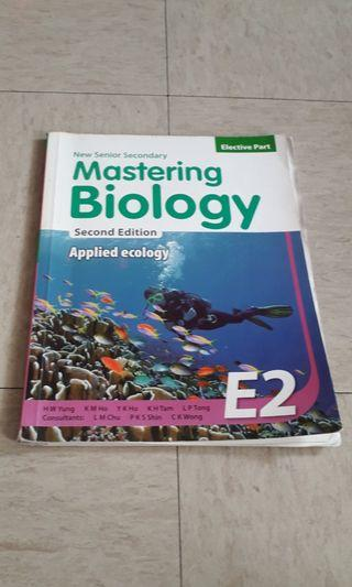 Masting Biology E2 2nd edition