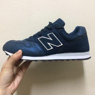 🚚 全新藏青New Balance 鞋
