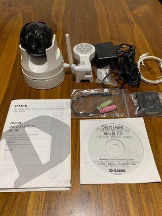 D-Link HD Wireless Network Camera