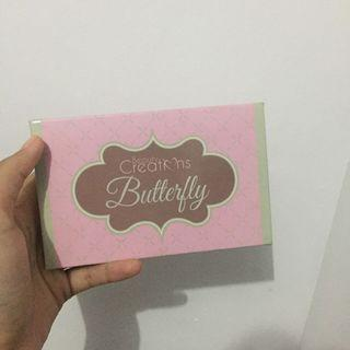 Beauty Creations Butterfly Eyeshadow Palette