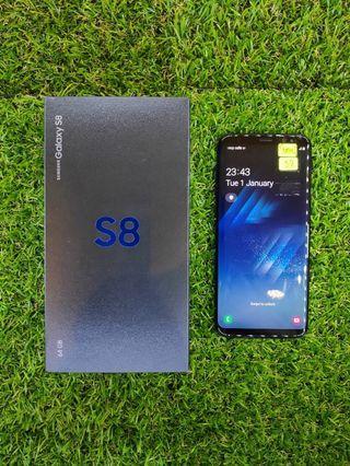 Samsung S8 (Like New)