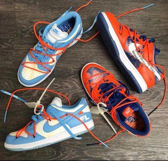 [PO CLOSED] Confirmed Pairs Nike x Off-White Dunks Pre-Order
