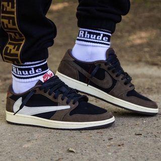 [PO CLOSED] Confirmed Pairs Nike x Travis Scott Air Jordan 1 Low Pre-Order