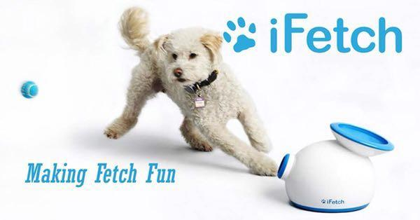 iFetch Interactive Ball Launchers for pets自動投球機 (dog cat toy food ball play)