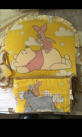 Winnie the Pooh 床圍