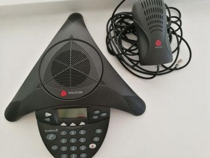 Polycom Soundstation2 teleconferencing -expandable
