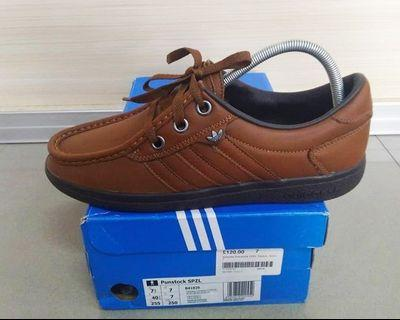 #MAUGOPAY Adidas Punstock Spezial (Leather Brown)