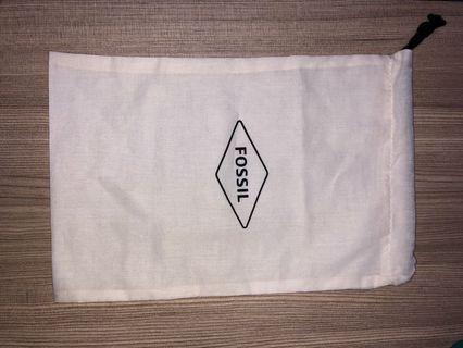 Fossil Dust Bag for Wallet