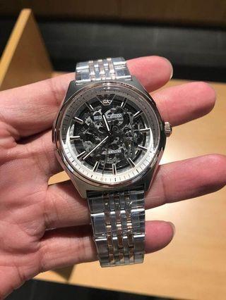 Emporior Armani 機械錶✈️美國直送