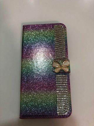 Glittering twitter iPhone 8S casing