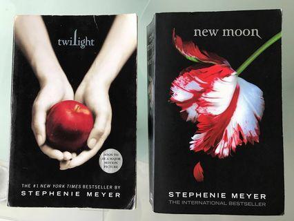 Twilight & New Moon