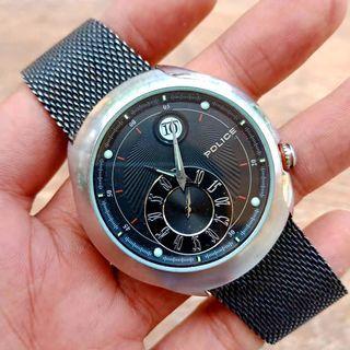 Jam tangan Police Sub second 11178J ORI