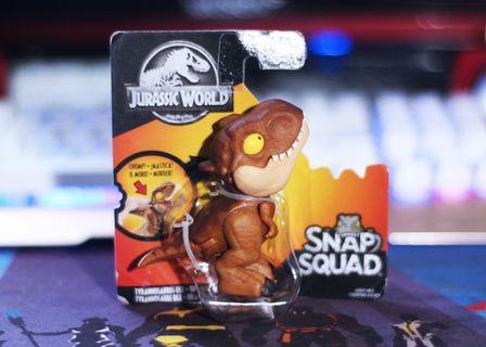 Mattel Jurassic World Snap Squad
