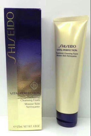 【包智能櫃】🍃 Shiseido Vital-Perfection悦薇珀翡焕活潔面乳125ml‼️