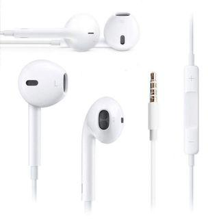 100% Authentic Apple Earpods with Remote and Mic