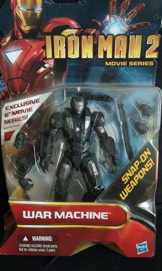 Marvel legends war machine (rare)
