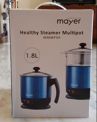 Mayer Healthy Steamer multipot