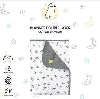 Baby Blanket Baa Baa sheepz