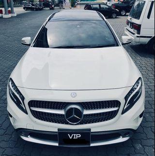 Mercedes Gla250 Available now For Rent
