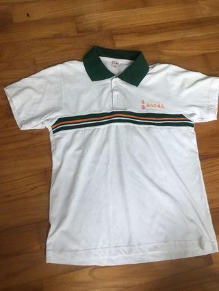 Thrifted Vintage Polo Tee