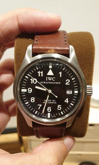 🚚 IWC Pilot Mark XV