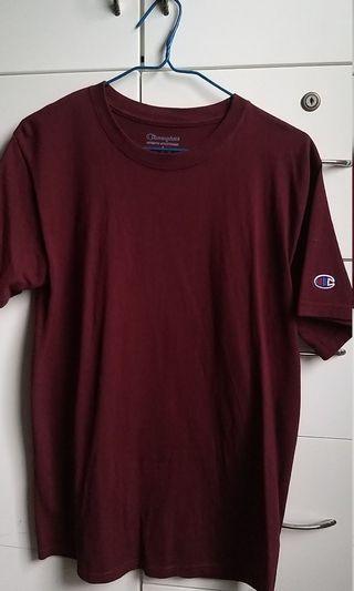 Champion t-shirt @$69(全新無着過,有包裝)