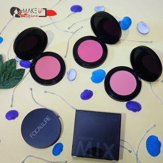 Focallure Powder Color Mix Blush On Single Blush