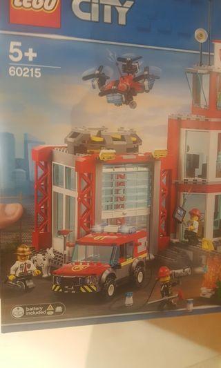 Lego 60215 全新,行貨