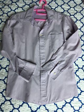 Men Seed Shirt (Light purple)