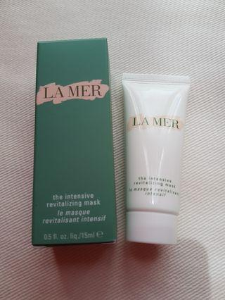 BNIB La Mer Revitalizing Mask 15ml