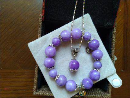 925頂級紫龍晶特價組
