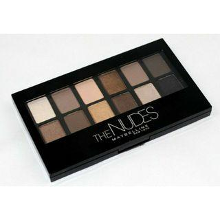 The Nudes Maybelline #carousellfaster