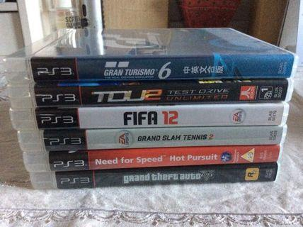 Racing themed PS3 bundle